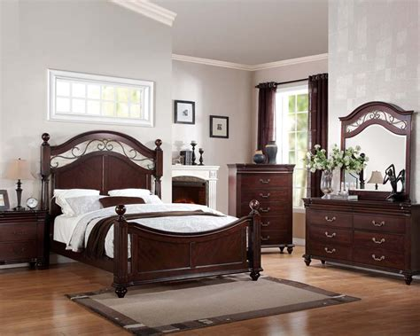 acme furniture bedroom sets bedroom set cleveland by acme furniture ac21550set