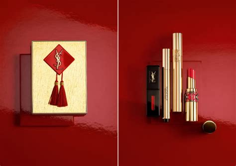 new year edition ysl new year 2017 limited edition volupt 233