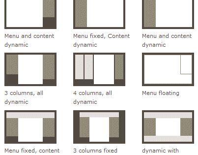 Css Design Vorlagen wireframes em html e css bons para agilizar o processo