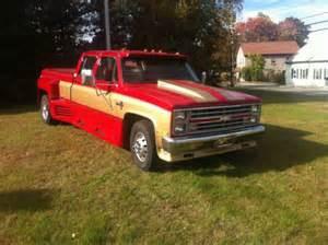purchase used 1987 chevrolet chevy dually r30con r30 454