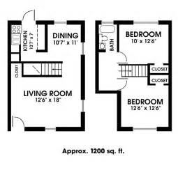 2 Bedroom 1 Bath Floor Plans floor plans two bedroom 1 bath apartments two bedroom 2 bath