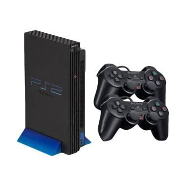 jual sony ps2 hdd na console 160 gb harga
