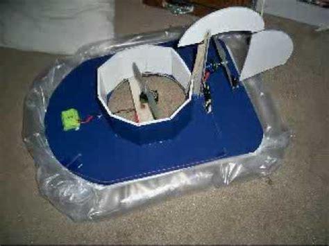 diy hover craft rc hovercraft