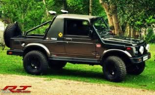 Maruti Suzuki Gipsy 5 Tastefully Modified Maruti Suzuki Suvs Part Ii