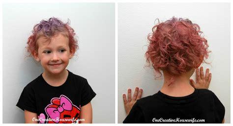 diy hair color one creative diy hair color
