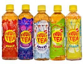 Fruit Tea Blackcurrant Botol 500ml rekso international ready to drink fruit tea