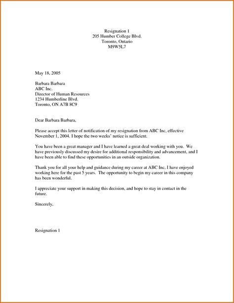 resignation letter on pinterest cover letters job