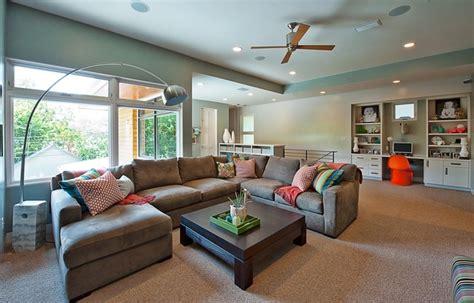 u shaped living room modern u shaped sectional sofa for spacious living room gray u shaped sectional sofa