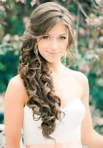 Peinados semi recogidos tendencias para novias del 2016 foro moda
