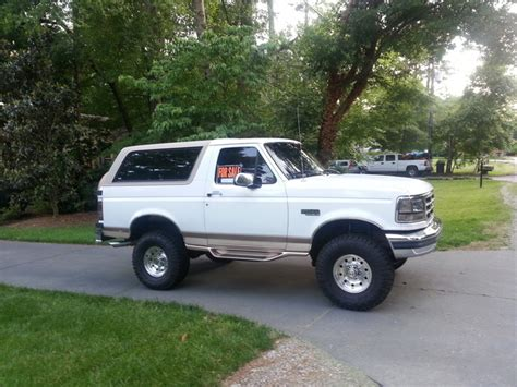 old car manuals online 1996 ford bronco parking system 1996 ford bronco pictures cargurus