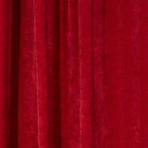 Vorhang Rot by 214 Senschal 214 Senvorhang Vorhang 140x245cm Luciano Rot