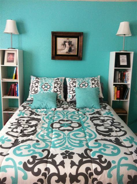 tiffany blue and gray bedroom tiffany blue dark grey and white bedroom the teale cafe