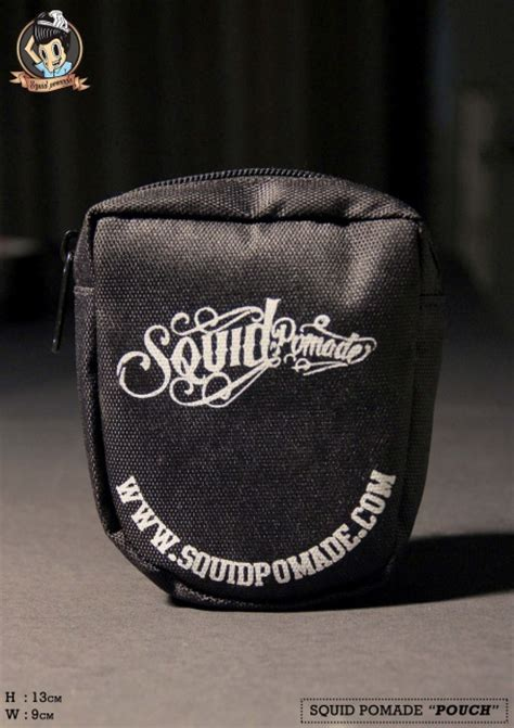 Pomade Custome Mini squid pomade quot pouch quot sp01