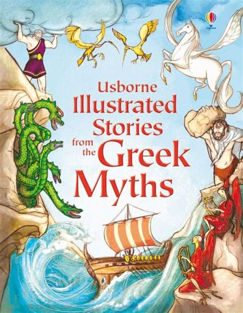 illustrated new year story illustrated stories from the myths at usborne
