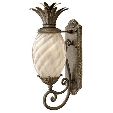 Pineapple Outdoor Light Fixtures A Z Home Decor Trend 2014 Pineapples Real Houses Of The Bay Area