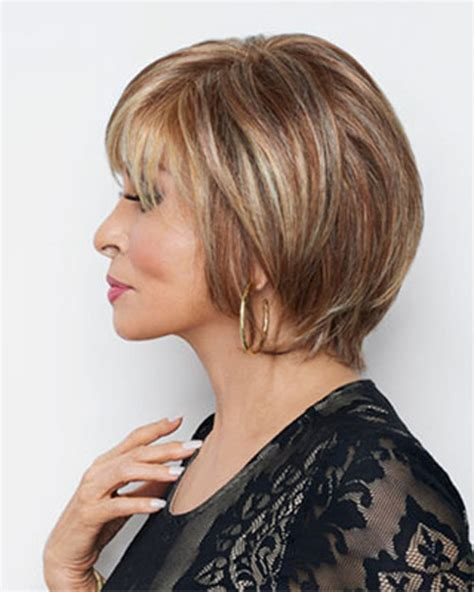 rachel welch bob with side fringe rw31018 muse lace front monofilament synthetic wig by