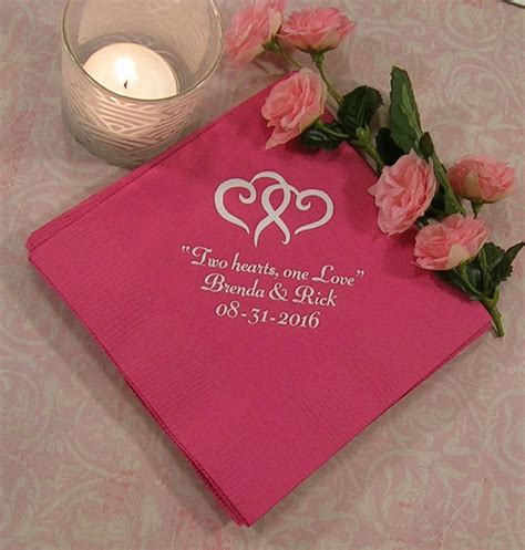 Wedding Paper Divas Cocktail Napkins ideas personalized wedding napkins inspirations for