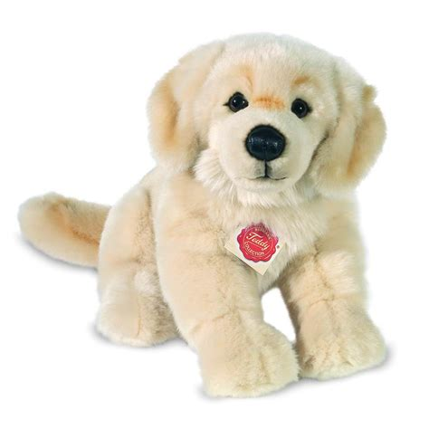 golden retriever teddy peluche chien golden retriever hermann teddy mynoors