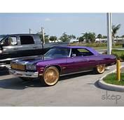 75 Donk On All Gold 180 Spokes Daytons  Car Pinterest