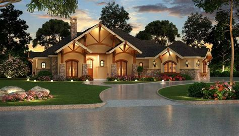 one story dream homes one story house design ideas exterior dream home pinterest house plans ideas and design
