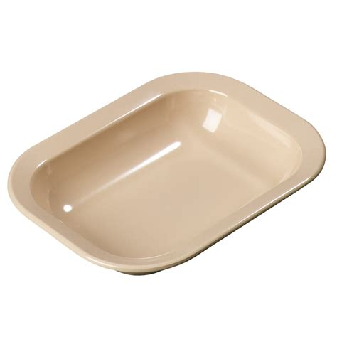 1 oz bowl carlisle 4374525 rectangular serving bowl w 32 1 oz