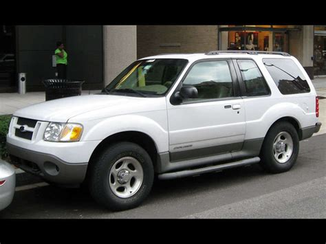 how things work cars 2006 ford explorer security system a photo history of the ford explorer autobytel com