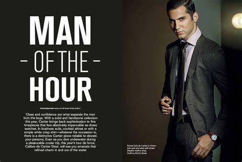 the hour of the da man style watch spread cartier watch collection da man magazine