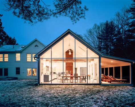 Small Home Farm Podcast 6 Gorgeous Contemporary Farmhouses Architectural Digest