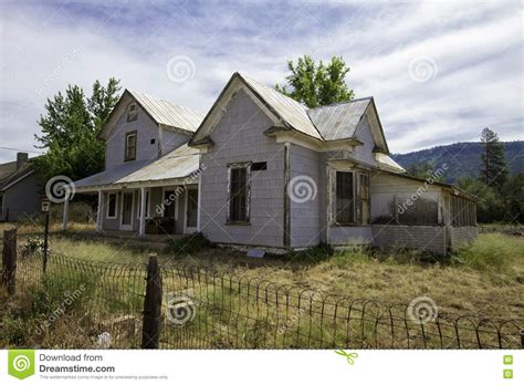 farm house in the arizona country stock photo image