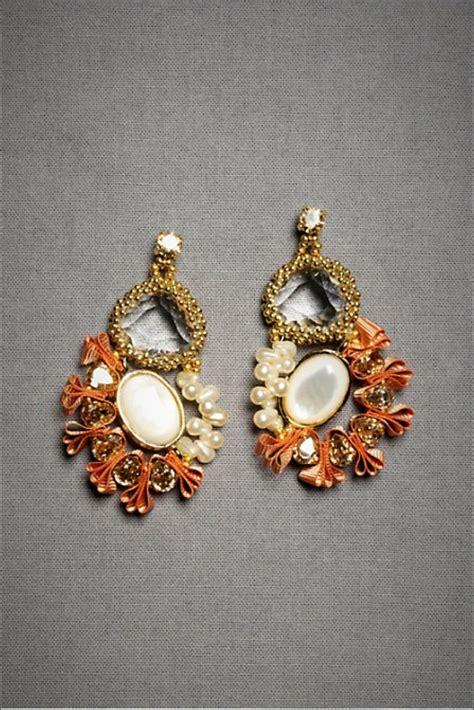 bhldn bridal earrings onewed