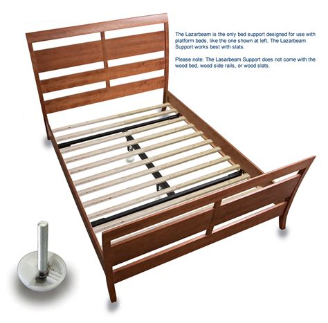 Bed Frame Supports For Wooden Bed Lazarbeam Bed Support Bed Frame Supports Thesleepshop