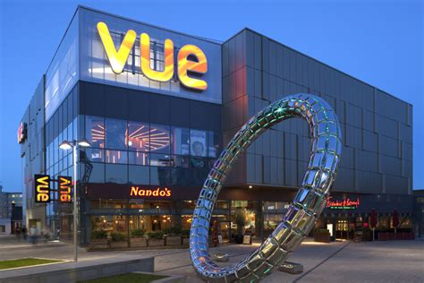 Temporary Wall by Vue Cinema Gateshead Architectural Photographer Uk