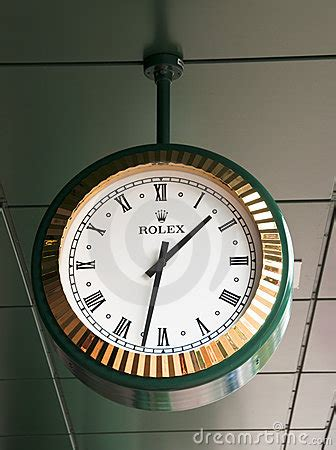 clock rolex themes a rolex clock editorial photography image 20314117