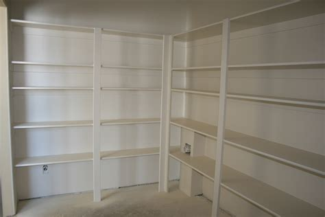 wooden pantry shelving systems video