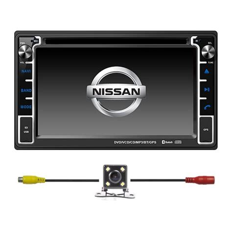 bluelotus 6 2 inch in car entertainment gps navigation system for nissan frontier nissan