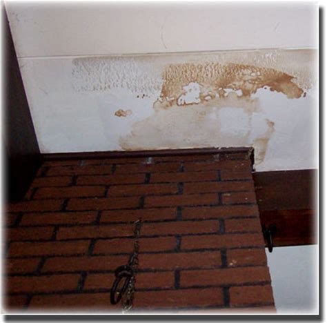 How To Seal Water Stains On Ceiling by Waterproofing Chimney And Masonry Sacramento Ca A To Z