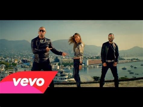 j lo in follow the leader hairstyle el parkour de jennifer lopez junto a wisin yandel