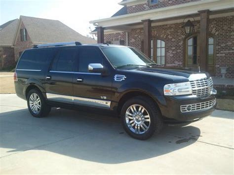 automobile air conditioning service 2007 lincoln navigator l lane departure warning find used 2007 lincoln navigator l luxury sport utility 4 door 5 4l in cleveland mississippi