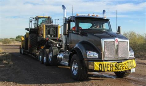 kenworth heavy haul trucks for sale heavy haul kenworth t880 for serious loads construction