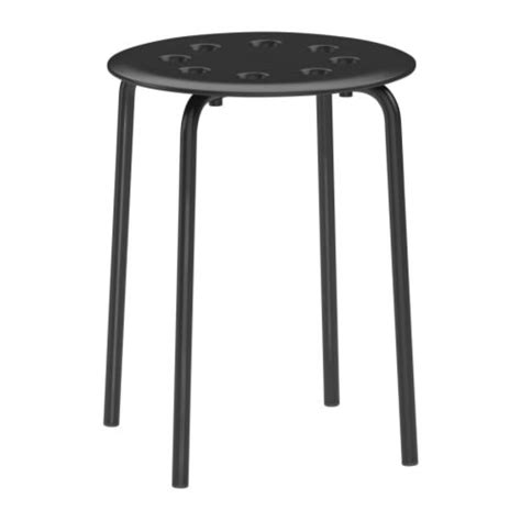 Black Stool by Marius Stool