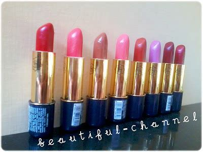 Lipstik Ranee Beautiful Channel Viva Lipstick No 5 No 2 No 22 No