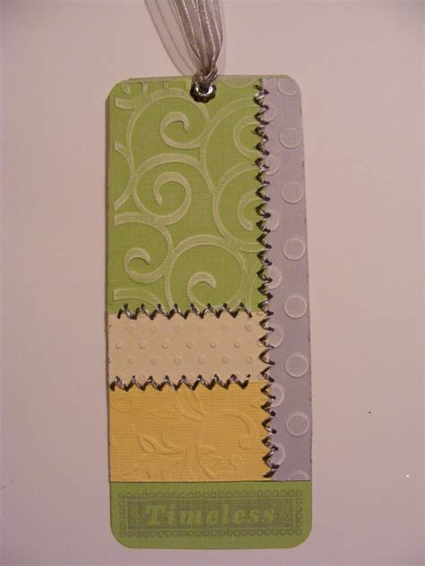 Quilted Bookmarks by 1000 Images About Quilted Bookmarks On Corner