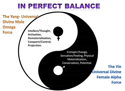 what does the yin yang symbolize alien in the caribbean survival kit 2012 masculine feminine imbalance beyond superficial
