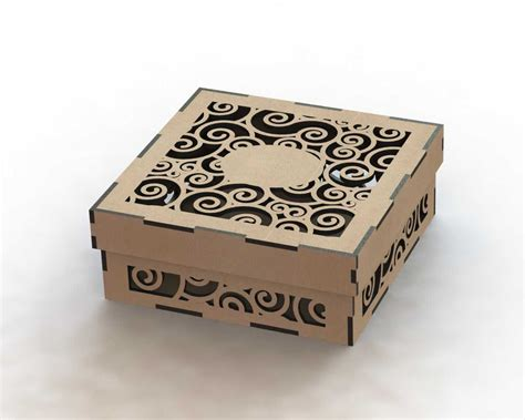 laser cut wood box template laser cut wood box template dxf file free 3axis co