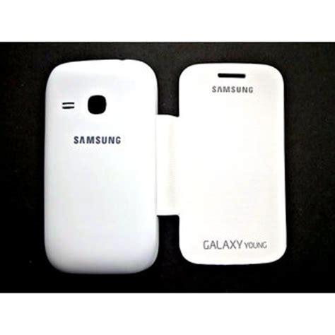 Samsung Galaxy Duos Gt S6312 Flip Cover Hitam premium samsung galaxy duos gt s6312 battery back