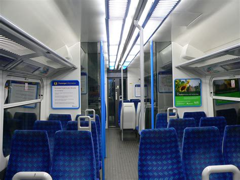 Southeastern Interiors by Rail Class 465