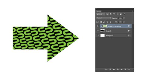 Rotate Pattern Overlay In Photoshop | adobe photoshop how can i rotate a pattern overlay layer
