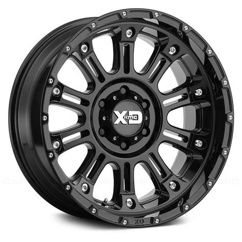 xd series wheels xd series 174 xd829 hoss 2 wheels gloss black rims
