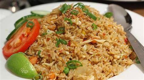 cara buat nasi kuning tawau nasi goreng kung bristol indonesian society