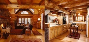 log cabin homes interior my home design log cabin kits